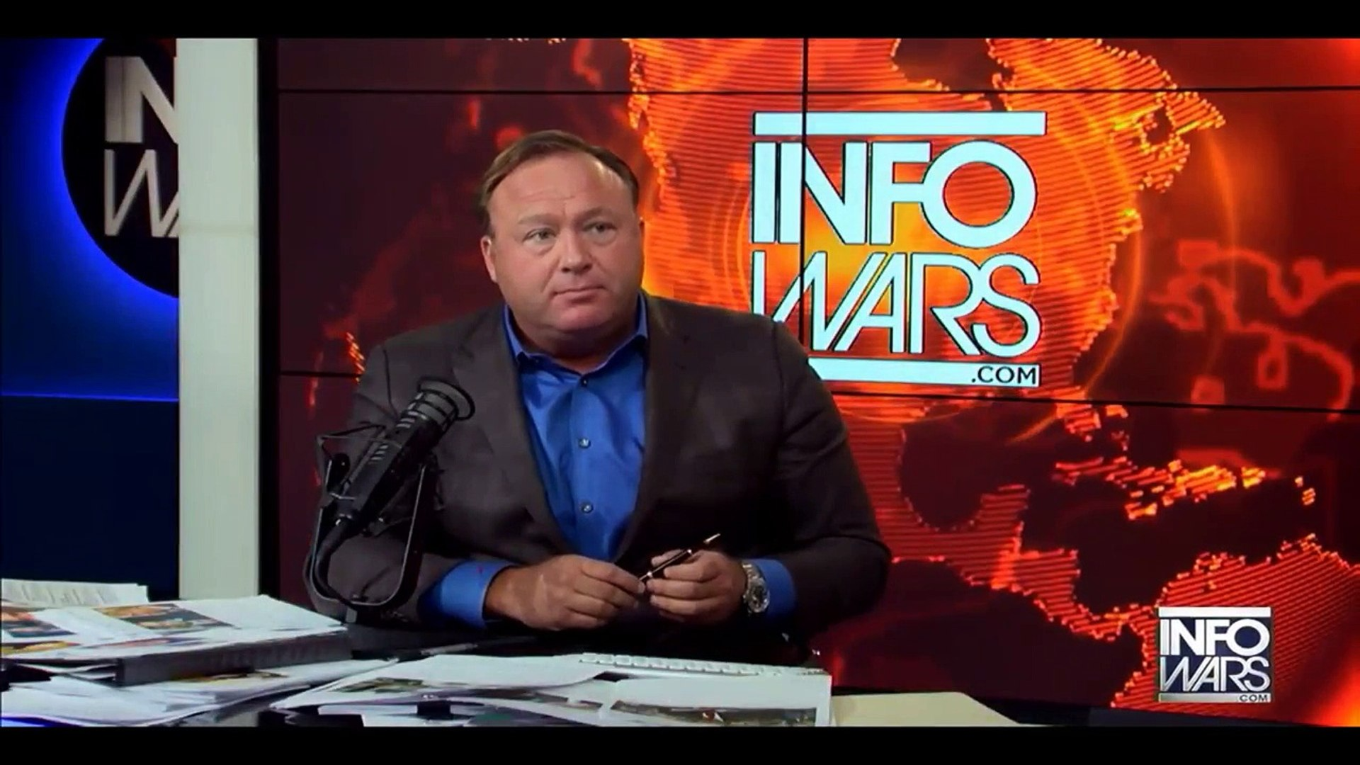 The Alex Jones Show Trump Calls The News Media Enemy Of The American People Trump Rally February 18t