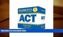 Popular Book  Barron s ACT Flash Cards, 2nd Edition: 410 Flash Cards to Help You Achieve a Higher