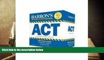 Best Ebook  Barron s ACT Flash Cards, 2nd Edition: 410 Flash Cards to Help You Achieve a Higher