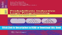PDF [FREE] DOWNLOAD Probabilistic Inductive Logic Programming (Lecture Notes in Computer Science)