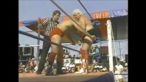 Ric Flair vs Dusty Rhodes (Mid South July 27th, 1985)