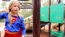 Kid Deadpool vs Kylo Ren in Real Life Superhero Battle | STAR WARS 7 Fights | Super Hero K