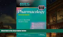 Best Ebook  BRS Pharmacology (Board Review Series)  For Full