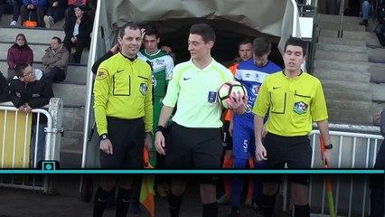 Sablé FC - Guingamp B le but, les occasions et 3 réactions