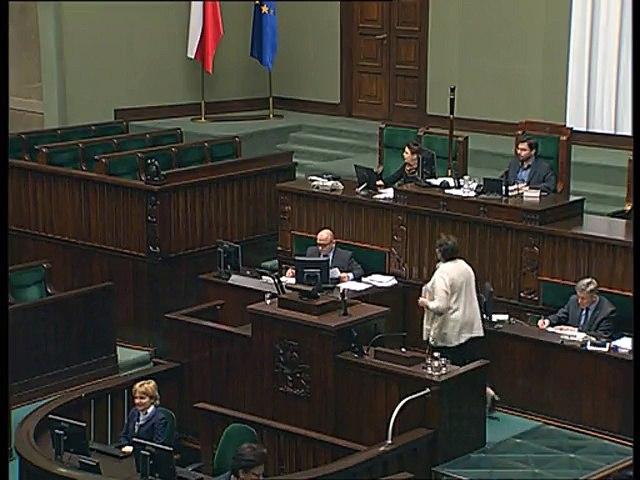 Poseł Dorota Rutkowska - Oświadczenie z dnia 09 lutego 2017 roku.