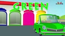 Aprender los Colores Camiones Automóviles Vehículos de Calle para los Niños   Divertido Videos de Aprendizaje para los Niños y