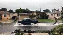 Les inondations c'est pas dramatique pour tout le monde