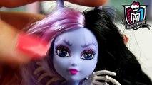 Pyxis Prepstockings y Aery Evenfall Susto-Yeguas de Monster High de Mattel Mundo de los Juguetes
