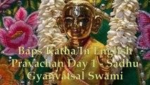 Baps Katha - Perfect Mens' 7 Charactors 4 - Sadhu Paramtatvadas
