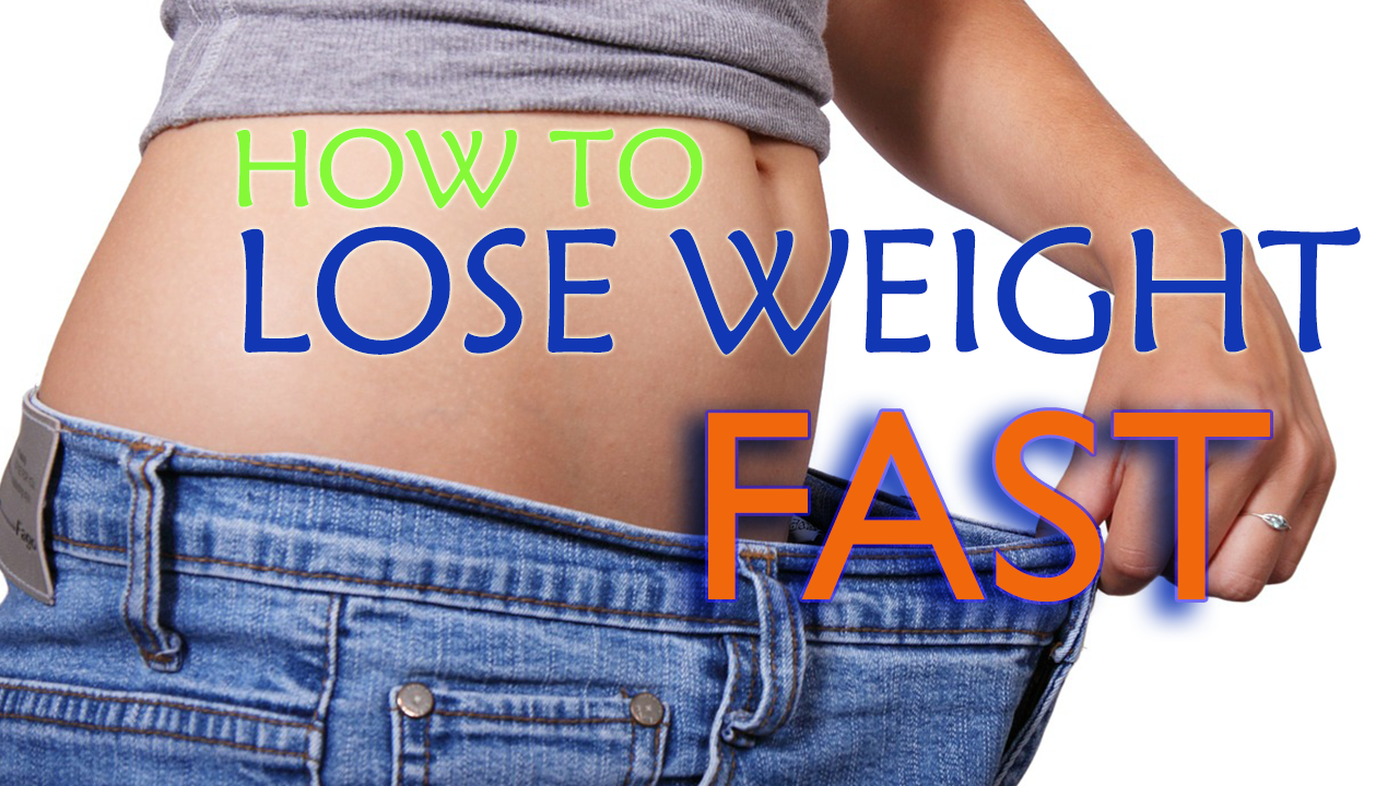 How to Lose Weight Fast | Lose weight fast for teenagers | How to Lose Weight