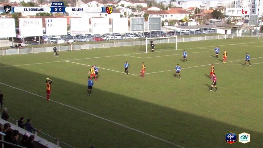 Dimanche 19/02/2017 à 14h45 - Stade Bordelais - RC Lens - Coupe Gambardella Crédit Agricole - 16èmes de finale (3)