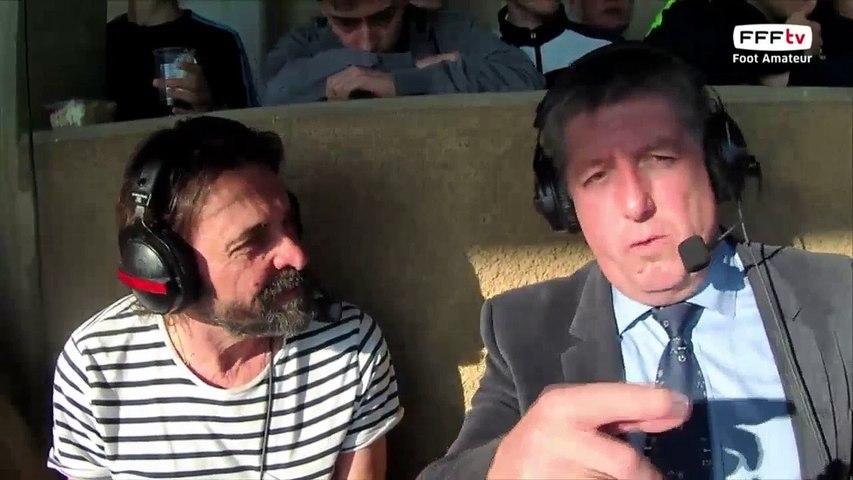 Dimanche 19/02/2017 à 14h45 - SC Cruas - Marseille O. - Coupe Gambardella Crédit Agricole - 16èmes de finale