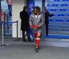 Le mauvais geste de Carlo Ancelotti aux supporters du Hertha Berlin