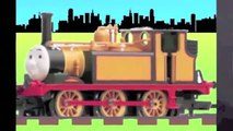 Learn Wild Animal Train - learning zoo animals video for kids
