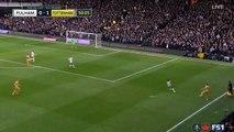 Harry Kane second goal 0-2 Fulham vs Tottenham (FA Cup) TOTTENHAM VS FULHAM 19.02.2017 HD
