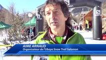 Alpes-de-Hautes-Provence : Gros succès pour la 8ème édition de l'Ubaye Snow Trail Salomon !