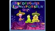 Изучаем английский язык, поем алфавит, учим цифры, буквы и цвета. Развивающий мультик для