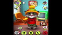 Talking Tom Gameplay 24 Hit The Road Game Talking Tom Rocket Fun Game,Talking Tom Whack A