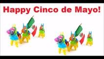 Cinco de Mayo for Kids ,  Cinco de Mayo Song ,  Cinco de Mayo Music ,  The Kiboomers