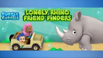 Bubble Guppies Full Episodes English New new HD Bubble Guppies Lonely Rhino Friend Finders Nick Jr