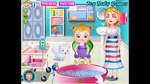 Bebé Hazel Lesión en la Pierna Juego ❤ Bebé Juegos de Películas # Jugar Juegos de disney # dibujos animados Reloj
