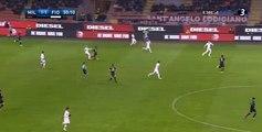 Gerard Deulofeu  Goal - AC Milan 2 - 1  Fiorentina 19.02.2017 HD