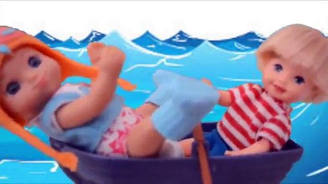 Frozen Anna Salva Gabriel, Tommy e Lele do Monstro Verde!!! Em Portugues Tototoykids
