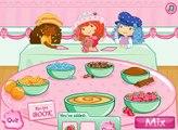 мультфильм Ягодный пирог шарлотта земляничка Cartoon Berry pie Charlotte zemlyanichka