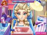NEW Juego para niños de Disney la Princesa elsa Cuidado de los dientes—de dibujos animados en Línea juegos de video para las vírgenes