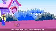 Edewcate english rhymes - Ten Little Indians Nursery Rhyme