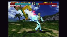 Tekken 3 - Hwoarang, No Continues, Heihachi, Ogre