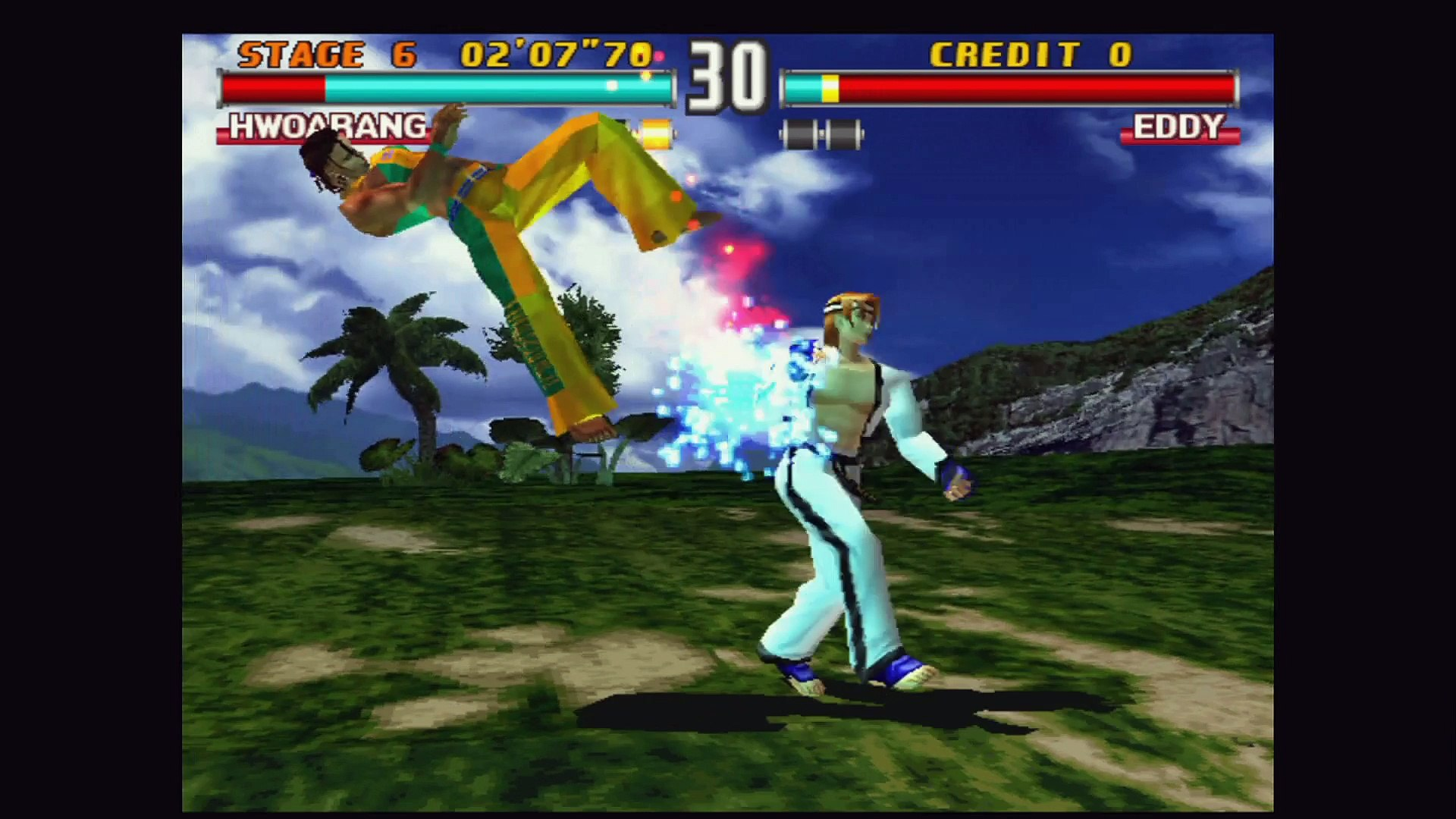 Tekken 3 Hwoarang No Continues Heihachi Ogre Video Dailymotion
