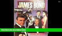 Read Online  The Complete James Bond Movie Encyclopedia Steven Jay Rubin Full Book