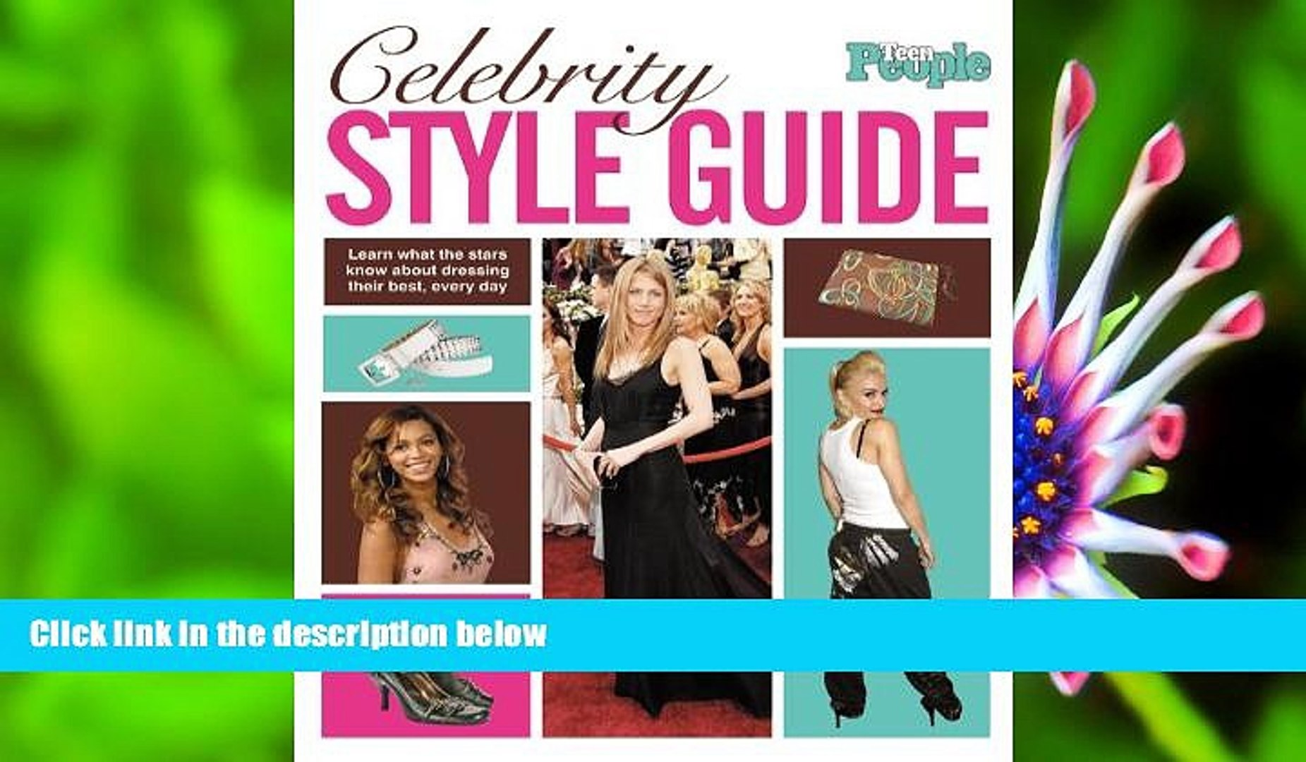 [Download]  Teen People: Celebrity Style Guide Editors of Teen People Magazine For Ipad