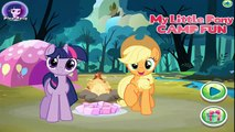 My Little Pony Camp Fun - MLP Game Episodes for Kids - My Little Pony Games