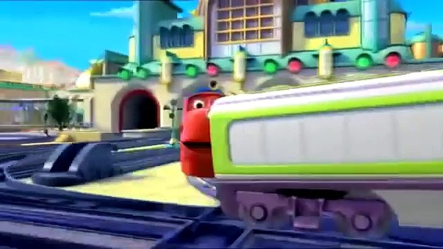 Learning Curve - Chuggington - Interactive Railway & Train