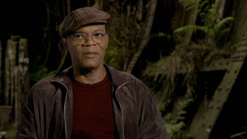 'Kong: Skull Island' Interview: Samuel L. Jackson