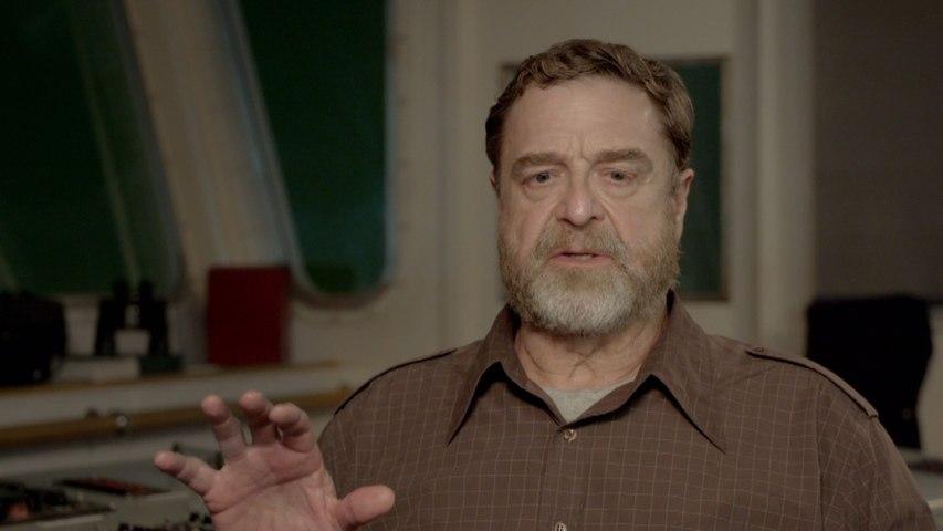 'Kong: Skull Island' Interview: John Goodman