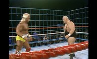 WWE WrestleMania 2 - King Kong Bundy vs. Hulk Hogan