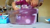 Ángel pequeño de Peppa Pig Baño Fizzer Bolas con Sorpresa Juguetes en el interior Completo Recoger