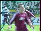 29.10.1996 - 1996-1997 UEFA Cup 2nd Round 2nd Leg Sporting Lisbon 2-1 FC Metz