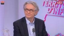 Invité : Jean-Claude Mailly - Territoires d'infos (20/02/2017)