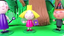 Ben and Hollys Little Kingdom! 5 Play-Doh Surprise Eggs! The Magic Tree! Hollys Dream! A Parody