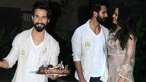 Mira Rajput Hosts A Non-Alcoholic Birthday Party For Shahid Kapoor  Shahid Kapoor Birthday Bash