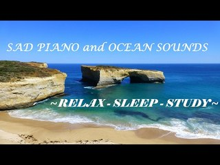 Relaxing Piano Music with Ocean Sounds: Soothing, Romantic Music, Beautiful Music, Relaxing Music