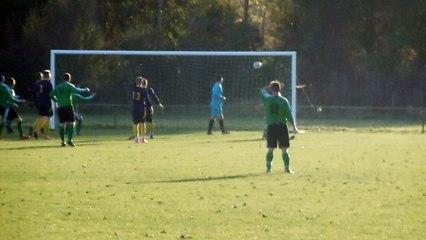 Match de Championnat Paillart A 1 -1 Bresles le 30.10.16 (but de Gaetan De Staercke)