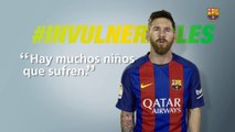 Messi se suma al equipo de #Invulnerables