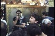Syed Raza Abbas Zaidi Reciting Noha | Mere Sakina Ko Neend Arahe Hy | at Roza-e-Bibi Sakina 2010