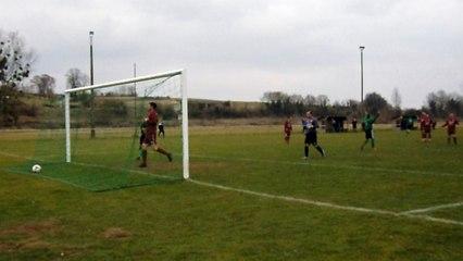 Match de Championnat Paillart A 3-2 Fouquenies, le 19.02.17 but de Wilfried LEPONT