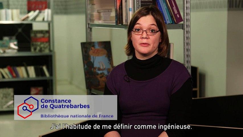 [Portrait] Constance de Quatrebarbes #EIG #Promo1